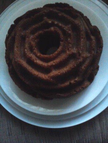 Egg Nog Cake 1